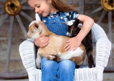goat snuggle 11