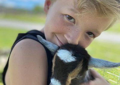 goat snuggle 13