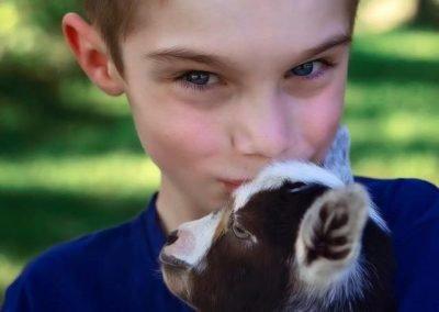 goat snuggles 15