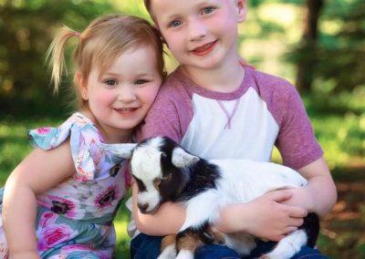 goat snuggles 17